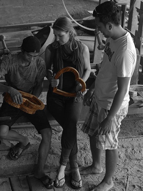 Linda Bali Workers