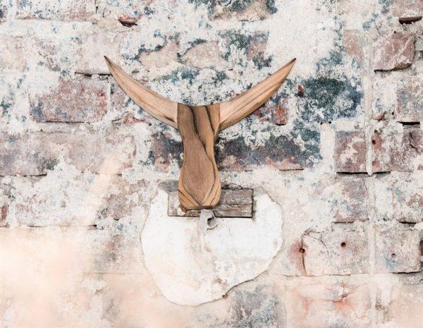 houten torro. wooden torro