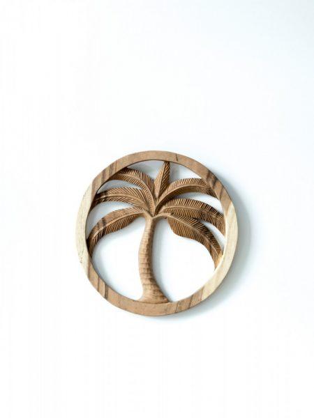 houten palmboom wooden palm tree, palmboom madumadu, palmtree madumadu,