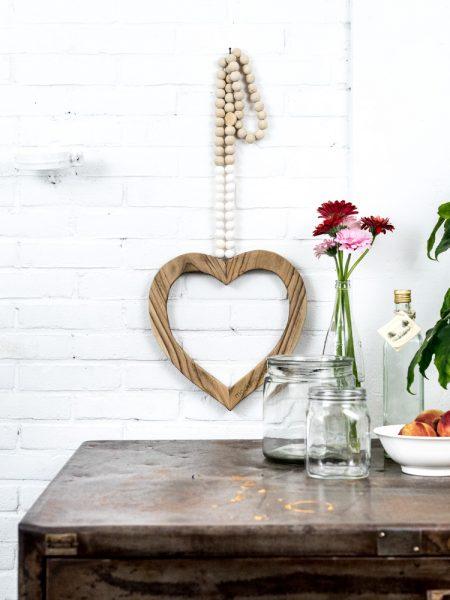 houten hart, wooden heart, love, love mala, houten hart madumadu