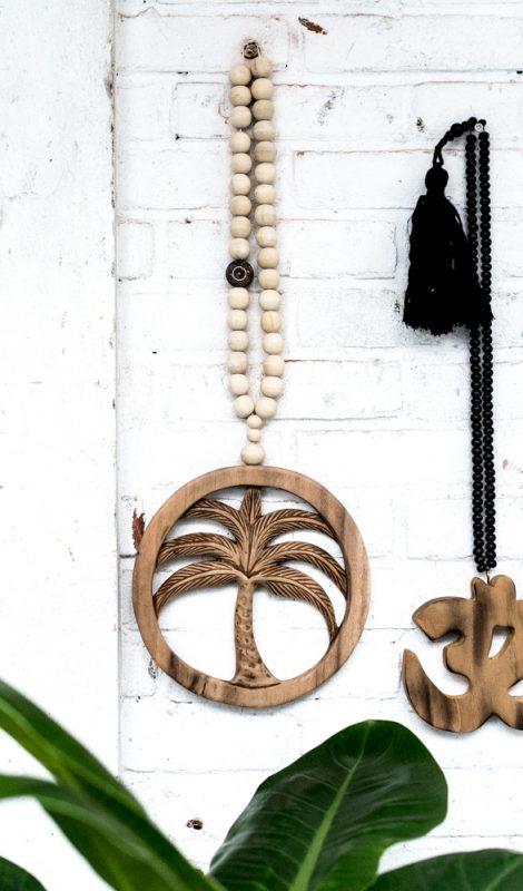 houten palmboom, wooden palmtree