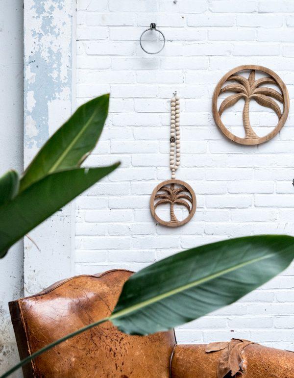 palmboom, houten palmboom, palmtree, wooden palmtree