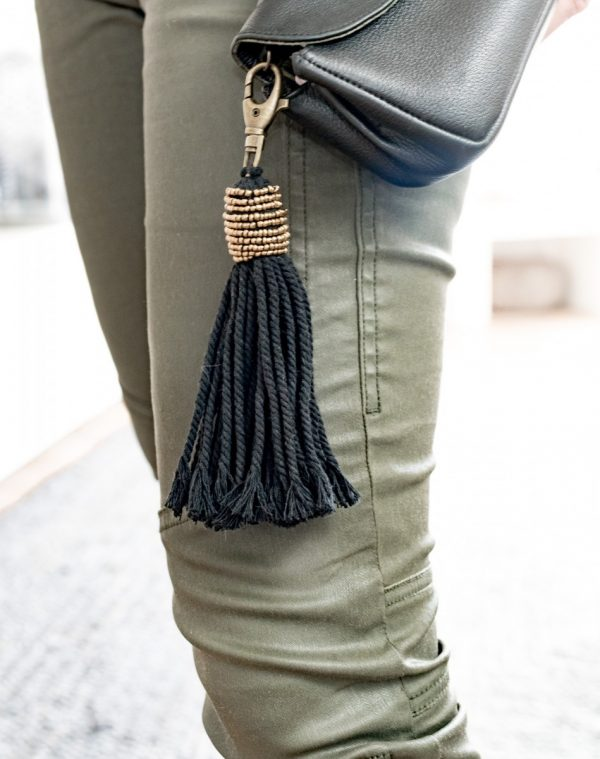 key ring tassel, bag charm tassel, key ring madumadu