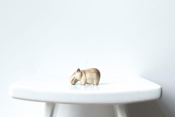 hippo small, hippo madumadu, small, wooden hippo, wooden hippo madumadu